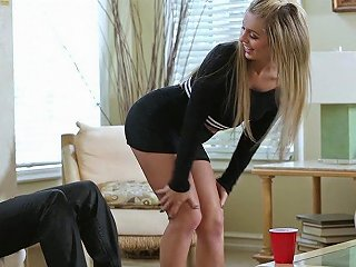 Madelyn Fucks Her Mom's Boyfriend